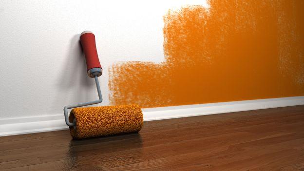 Tinteggiare le pareti qualche consiglio per non sbagliare - Tecnica per decorare pareti ...