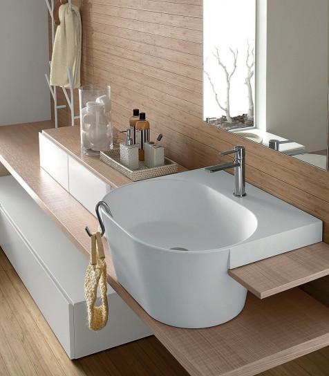 Semplici idee per l arredamento del tuo bagno arredandocasa - Bagni bellissimi moderni ...