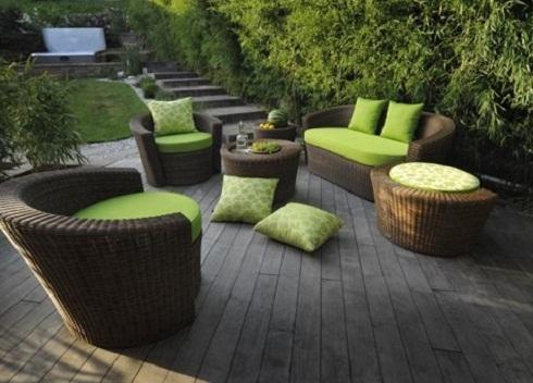 Tre idee per arredare il tuo giardino arredandocasa - Idee per arredare un giardino ...